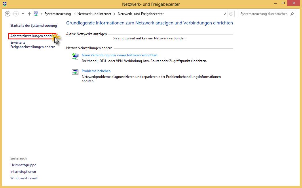 Netzwerkeinstellungen Unter Windows 10 Drei At