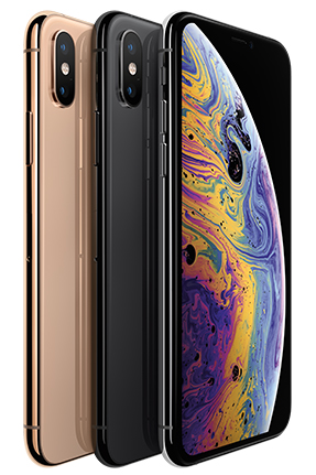 iPhone Xs alle Farben