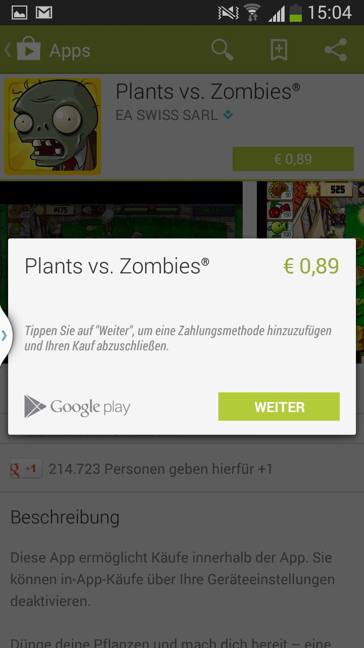 spiele per handy kaufen